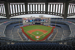 Yankee Stadium - New York, NY (russ david) Tags: yankee stadium new york ny bronx baseball mlb feild park april 2018