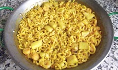 Fideuá de Gandia (tone_michel) Tags: recetas de cocina