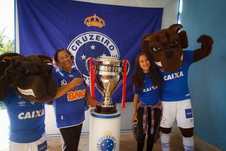 CRUZEIRO ESPORTE CLUBE - 12/05/2018