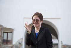 U.S. Ambassador Marie Yovanovitch Travels to Zakarpattya, April 22-24, 2018 (usembassykyiv) Tags: ambassadoryovanovitch zakarpattya mukachevo ukraine