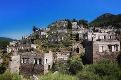 Abandoned (leewoods106) Tags: turkey ghostvillage kayakoy abandoned abandonedtown greek
