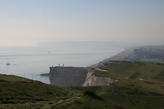 Seaford (timothyhart) Tags: seaford head southcoast englishchannel sevensisters coastalwalk sunny spring 2018 england uk sea hot walking outdoors