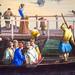 detail 2 - Bridge for the Feast of Santa Maria della Salute - Johan Richter