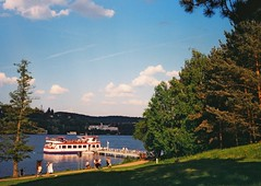 Smena Symbol - Brno Reservoir (Kojotisko) Tags: smenasymbol smena brno czechrepublic czechia film fujifilmsuperiaxtra400