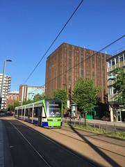 Tramlink 2559, East Croydon (looper23) Tags: croydon tramlink east may 2018 london tram