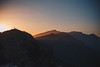 Jebel Shams Sunset (Explore) (dogslobber) Tags: yellow oman omani middle east arab arabian peninsula travel adventure explore wander wanderlust sunset mountains sun rays