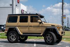 G550 4x4 Squared (kvnkey) Tags: cars coolcars exoticcars foreigncars automobile porsche911 porsche mclaren 720s 570s 570gt g550 4x4 squared