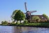 Molen de Biks aan het Drentsche Diep (Marga Vroom) Tags: drentschediep molens mills onnerpolder groningen landscape landschap