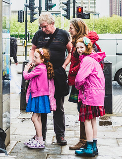 Celts in kilts.  #childvoices #graphic #redhead #highland #people #streetportrait  #gallery_legit #streetstyle #capturestreet #urban #redhair #kilt #Flickr_street #streetbwcolor #art #street_photography #nikon #everybodystreet #street #artofvisuals #artof