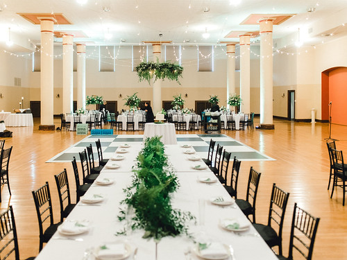 "Reception Set-Up with Black Chiavari Chairs • <a style=""font-size:0.8em;"" href=""http://www.flickr.com/photos/81396050@N06/41379459785/"" target=""_blank"">View on Flickr</a>"