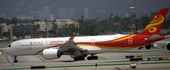 Airbus A-350-941 B-LGC (707-348C) Tags: losangeles thehill klax airbus airliner jetliner airbusa350 a359 blgc hongkongairlines crk ca california lax 2018 usa