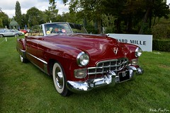 1948 Cadillac series 62 convertibles (pontfire) Tags: 1948 cadillac series 62 convertibles 48 chantilly arts élégance 2017 et