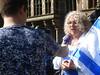 70 years Israël, interview (JoséDay) Tags: ongecensureerd uncensured youtube interview israël thehague denhaag thenetherlands christenenvoorisraël politiek 70jaarisraël
