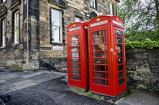 Johnston Terrace, Edimburgo