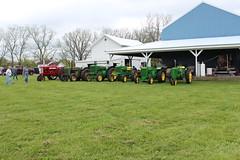 Newfane 066 (1) (swi66) Tags: dunkirk hit miss motors diesel cannons farm tractor john deere antique historical