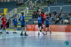 ÖM U12M Finale (1 von 2) (Andreas Edelbauer) Tags: öms 2018 handball uhk usvl krems langenlois u12m hard wat fünfhaus