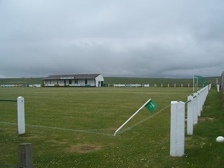 Ness Football Club, Ness, Island of Lewis, June 2016