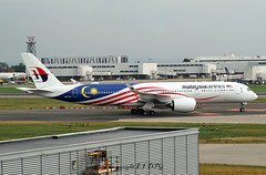 Airbus A350-941 9M-MAF Malaysian Als (EI-DTG) Tags: planespotting aircraftspotting londonairport londonheathrow lhr egll 23may2018 airbus airbus350 a350 logojet 9mmaf malaysianairlines malysian