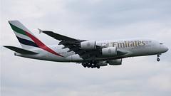 A6-EOO-1 A380 LHR 201804
