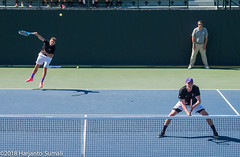 Stanford vs University of Washington 2018 (harjanto sumali) Tags: jackdavis mitchstewart ncaa pac12 universityofwashington sport tennis
