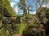Bastei /Sächsische Schweiz/ HFF (swetlanahasenjäger) Tags: basteigebirge sächsischeschweiz berge steine bäume blauerhimmel april frühling