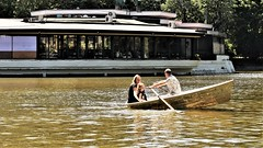 boating (andra2344) Tags: cismigiu boat water park bucharest