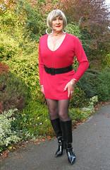Denredwool-002 (fionaxxcd) Tags: crossdresser crossdressing m2f mtf transvestite tranny trannie tgirl tgurl ladyboy