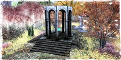 FF 2018 - [HL] - Mystic Dome 01 (Mondi Beaumont) Tags: hl harshlands mystic dome gazebo temple garden sim design rp roleplay cemetary spirit building sl secondlife fantasy faire fair 2018 ff relay for life relayforlife rfl cancer fightcancer support medieval elf elves elven ava avatar avatars fae faes pixie pixies drow merfolk merman mermaid creature creatures creator creators fairelands fairlanders enthusiasts performer clothes clothing cloths fashion furnitures deco decorations jewelry sims sponsors fundraise