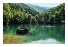 Sipovics Tarn (pusiga) Tags: szilvásvárad hungary tarn lake colors water landscape sluice trees spring forest wood