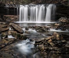 water wall (marianna_a.) Tags: rickettsglenn pennsylvania usa mariannaarmata water waterfall longexposure