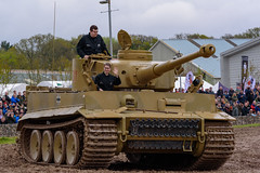 TIGER 131 (kenichi0213) Tags: tankmuseum bovington tigerday tank military uk england nikon nikkor d750 tiger tiger131