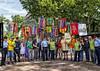 Calendari Solidari 2018 - Maig (Mossos. Generalitat de Catalunya) Tags: calendari solidari mossosdesquadra policia catalunya afafac alzheimer
