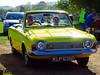 DSC05462 (gordonplant) Tags: monmouth wales unitedkingdom gb fordcorsair crayfordconvertible vintageford yellowcar