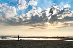 Crosby Beach, Liverpool