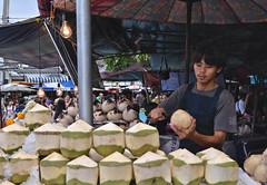 street market (poludziber1) Tags: bangkok thailand people travel market city urban color