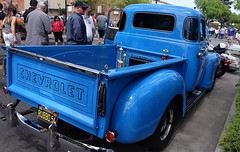 ~I'm Going To Michigan~ (~☮Rigs Rocks☮~) Tags: rigsrocks chevy 54pickup classiccars wanttorace carshow oldtownclovis