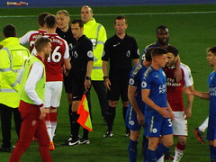 After the match (lcfcian1) Tags: leicester city lcfc afc arsenal king power stadium football sport epl bpl leicestercity arsenalfc leicestervarsenal kingpowerstadium premier league premierleague stadia harveybarnes wesmorgan 31 9518 leicestercity31arsenal9518