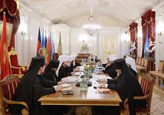 19. Заседание Священного Синода РПЦ 14.05.2018