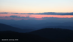 SM_pinksunrise (meredith_nutting) Tags: appalachian trail appalachiantrail at hiking nationalparks publiclands maxpatch maxspatch
