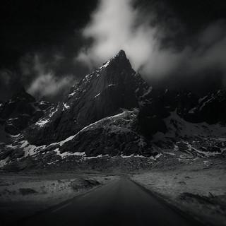 > Road to Homnøy