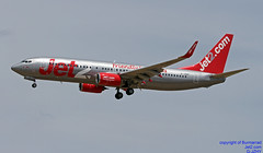 G-JZHY LMML 16-05-2018 (Burmarrad (Mark) Camenzuli Thank you for the 12.1) Tags: airline jet2com aircraft boeing 7378mg registration cn gjzhy lmml 16052018 63155