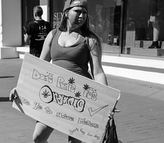 DFW Norml March (creteBee) Tags: marijuana march fr freedom change legalize texas