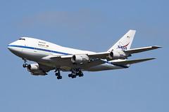 Boeing 747SP-21 - N747NA - HAJ - 17.05.2018(1) (Matthias Schichta) Tags: haj hannover hannoverlangenhagen eddv nasa boeing 747sp n747na plane planespotting flugzeug flugzeugbilder