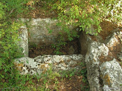 Крим, Таврські могильники на горі Кішка InterNetri Ukraine 2009 118