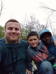 The Warbler Crew (Zach Frieben) Tags: me niles nate 2018 michigan kalamazoomi kalamazoonaturecenter selfie motorolamotog5plus
