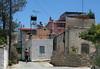 NO PARKING (Wolfgang Bazer) Tags: pitsidia crete kreta greece griechenland village dorf barechested baretorsoed mit nacktem oberkörper no parking