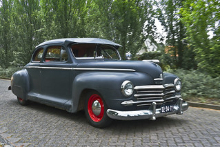 Plymouth Special DeLuxe Club Coupé 1946 (8227)