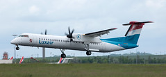 DHC-8 | LX-LGG | CDG | 20180510 (Wally.H) Tags: bombardier dehavillandcanada dhc8 dash8 lxlgg luxair cdg lfpg paris charlesdegaulle roissy airport