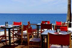 Mar Medirerráneo (camus agp) Tags: benabola marbella españa costa mar rojos horizonte terrrazaas cielo