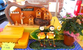 le couple Maya l'abeille :-)